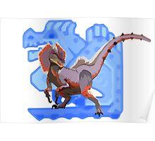 Monster Hunter - Great Jaggi Poster