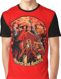 Search and Destroy Graphic T-Shirt