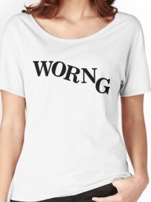 worng Women's Relaxed Fit T-Shirt