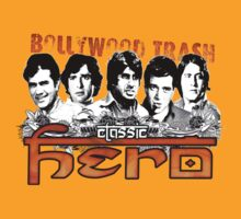 Bollywood Trash- Classic Hero by divografix