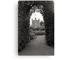 Government House—Hobart, Tasmania Canvas Print