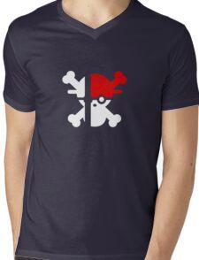 RogersBase Logo Mens V-Neck T-Shirt