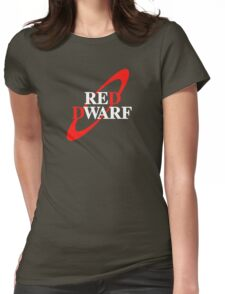 Red Dwarf Womens Fitted T-Shirt