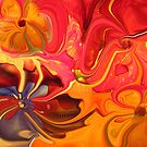 COLORED GLASS ART by ANNABEL   S. ALENTON