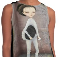 The Fencer Contrast Tank