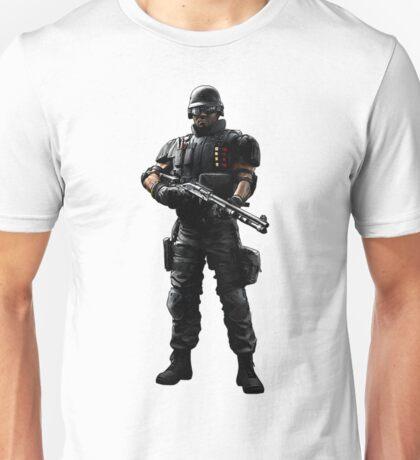 Castle - Rainbow 6 Siege - full Unisex T-Shirt