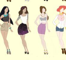 Disney Fashion Sticker