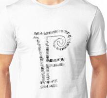 F letter Unisex T-Shirt