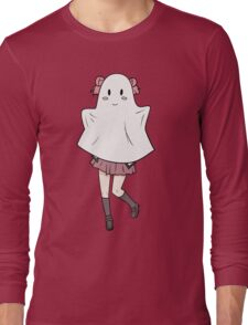 Halloween girl Long Sleeve T-Shirt