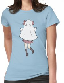Halloween girl Womens Fitted T-Shirt