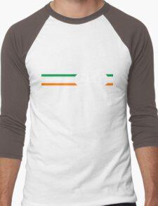 Bike Stripes Irish National Road Race v2 Men's Baseball ¾ T-Shirt