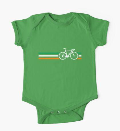 Bike Stripes Irish National Road Race v2 One Piece - Short Sleeve