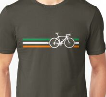 Bike Stripes Irish National Road Race v2 Unisex T-Shirt