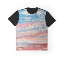 Once More at Sea Graphic T-Shirt