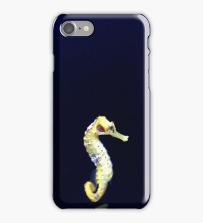 Just a Lil' Seahorse iPhone Case/Skin