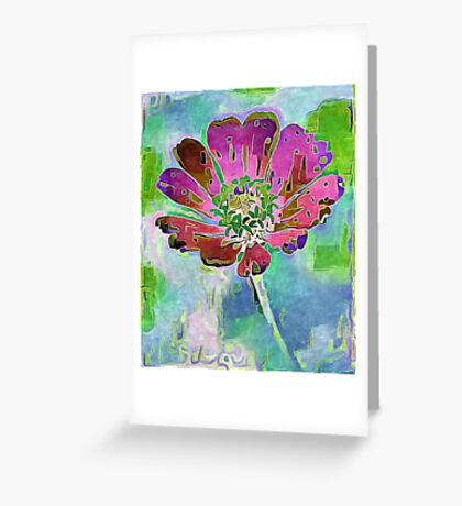 Pastel Passion 1 Greeting Card