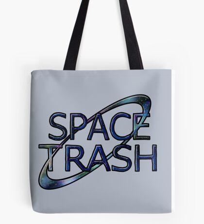 Space Trash Tote Bag