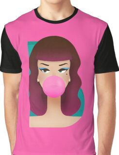 Vintage Pop Doll Graphic T-Shirt