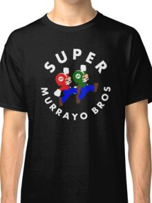 Super Murrayo Bros Classic T-Shirt