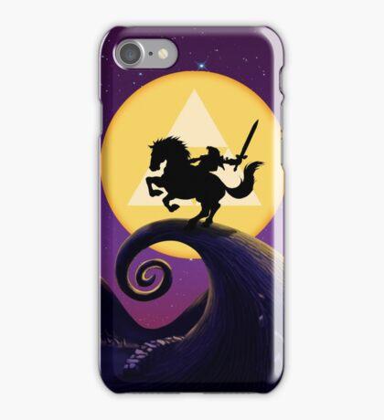 Halloween - Legend Of Zelda iPhone Case/Skin