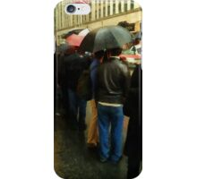 Rainy Afternoon on Broaway iPhone Case/Skin