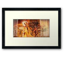 Mr. Juju Framed Print