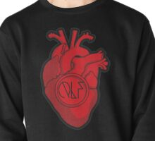 heart of QLF Pullover