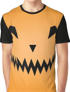 Halloween Smile Graphic T-Shirt