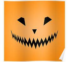 Halloween Smile Poster