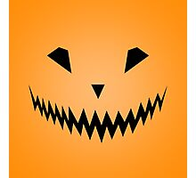 Halloween Smile Photographic Print