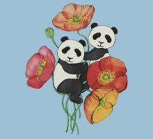 Poppies & Pandas Kids Clothes