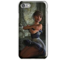 Scared Doll iPhone Case/Skin