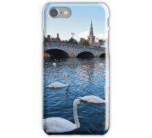 Bedford Town Bridge iPhone Case/Skin