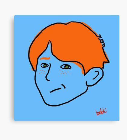 Ron Weasley  Canvas Print