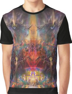 The Observer (Poetry & Art) Graphic T-Shirt