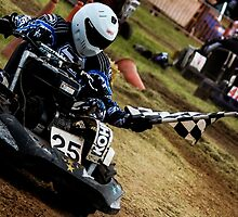 Karting Champion by ncp-photography