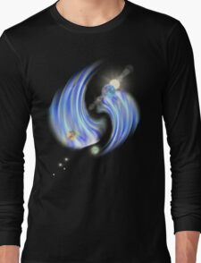 new galaxy1 Long Sleeve T-Shirt