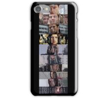 Bucky's Trigger Phases iPhone Case/Skin