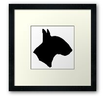 Bull Terrier!!! Framed Print