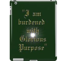 Loki's Burden iPad Case/Skin