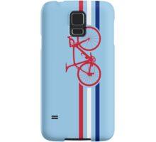 Bike Stripes British National Road Race v2 Samsung Galaxy Case/Skin