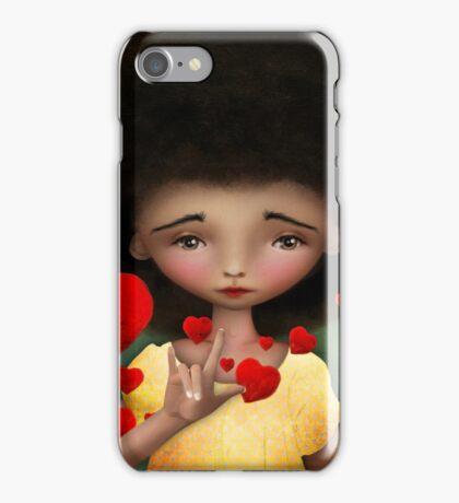 Gesture iPhone Case/Skin