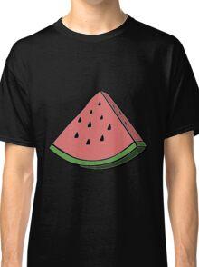 Pop Art Watermelon Classic T-Shirt
