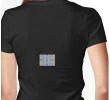 Hong Kong  Womens Fitted T-Shirt