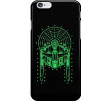 Star Trek II Wrath of Khan Reliant Tactical Display iPhone Case/Skin