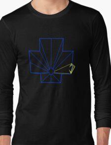 Tempest Arcade Vector Art Long Sleeve T-Shirt