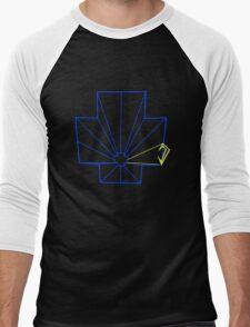 Tempest Arcade Vector Art Men's Baseball ¾ T-Shirt