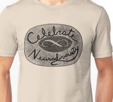 Celebrate Neurodiversity Unisex T-Shirt