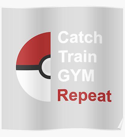 Pokemon Design Poster