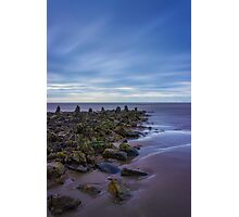 Ocean Stroll Photographic Print